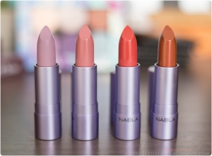 Nabla Cosmetics Free Domination Diva Crime Lipsticks